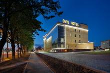 Отель «Ovis Hotel» 4*(Харьков)