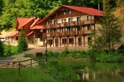 СПА-отель «Озеро Vita» (Закарпатье)