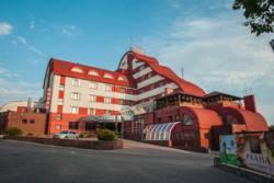 Отель со СПА «Прага» 4* (Ужгород)