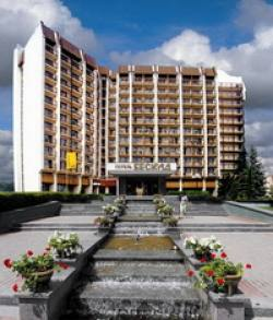 СПА-отель «Днепр-Бескид» (Карпаты)