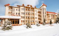 Отель со СПА <br>«Захар Беркут» 3*
