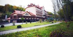 «Solva Resort & SPA» (Карпаты)