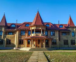 Загородный СПА «Fort Pirnov Park»